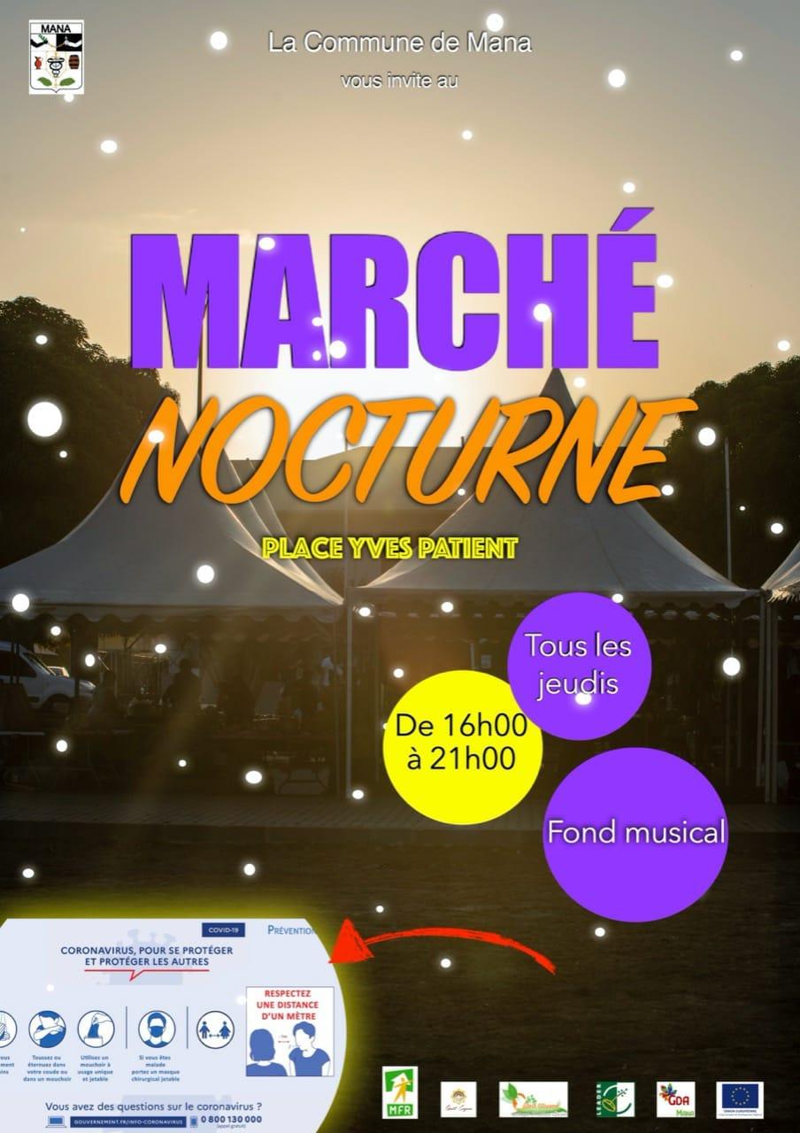 marche nocturne 1610