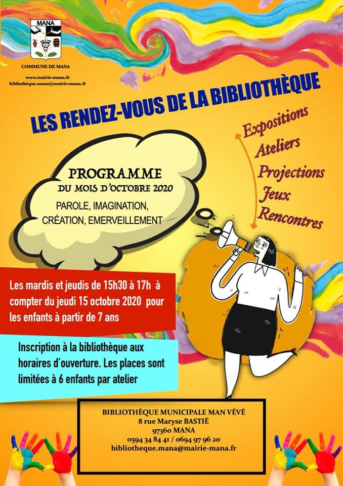 rdv bibliotheque