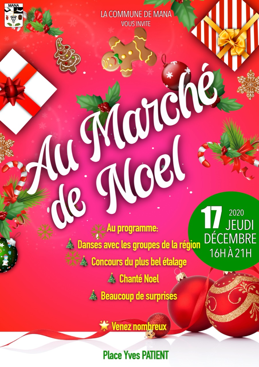 Marché de Noel 2020