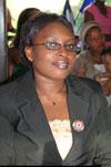5ème Conseillère Municipale Mme LINO Adelien