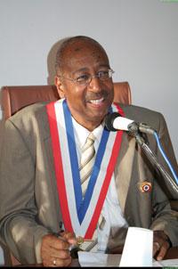 Maire M. PATIENT Georges