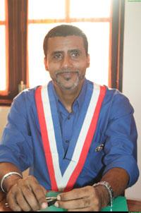 2ème adjoint M. Jean Claude JADFARD