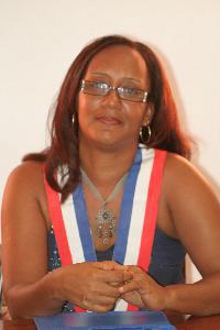 8ème adjointe Mme BACOUL Joseline