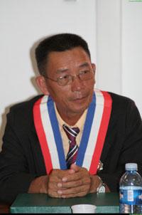 4ème adjoint M. YA Kou Augustin