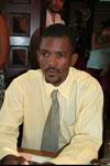 3ème Conseiller Municipal M. MAZILE Wilkenson