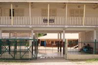 L'école « Emmanuel BELLONY »
