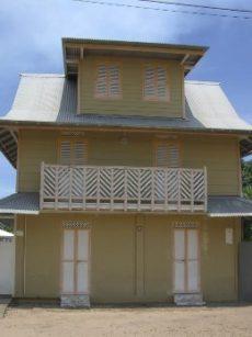 Maisons créoles