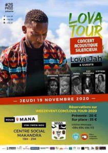 Lova Jah Tour